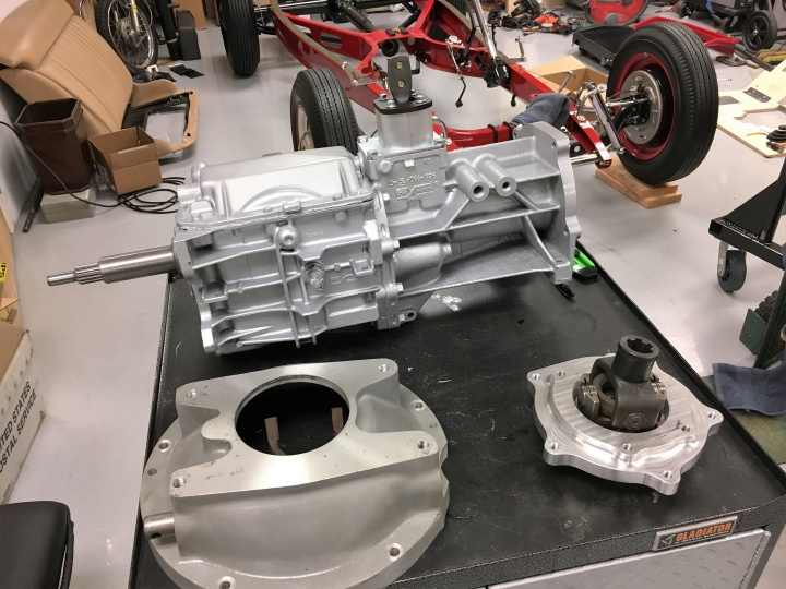 Final Assembly of the Rolling Frame » P O R  Products