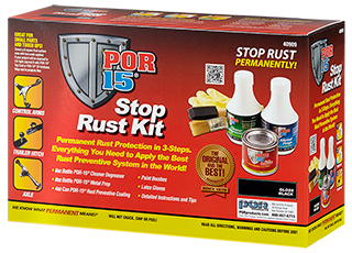 Por15 Where To Buy >> Por 15 Stop Rust Kit P O R Products