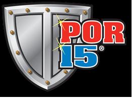 POR-15 logo